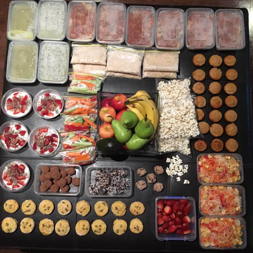 7 meal prep organisation tips you need RIGHT NOW