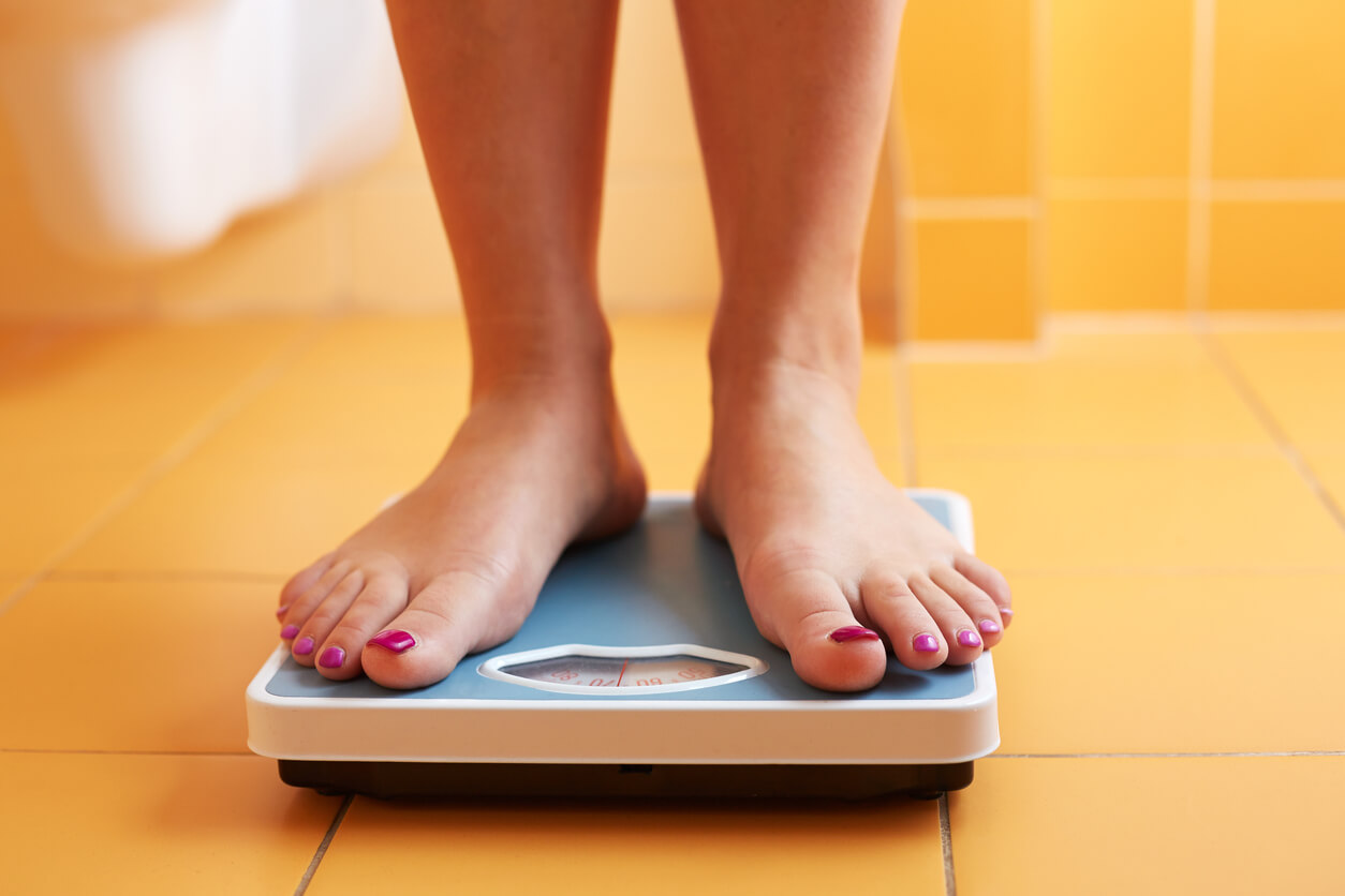4 reasons why the scales don't always tell the truth