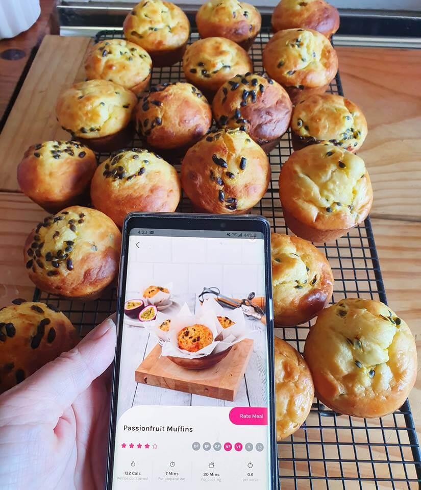 Eleanor-passionfruit-muffins