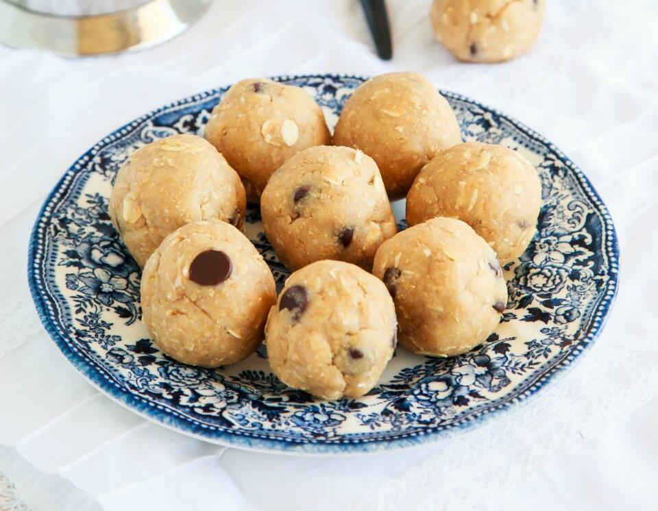 CookieDoughBlissBalls