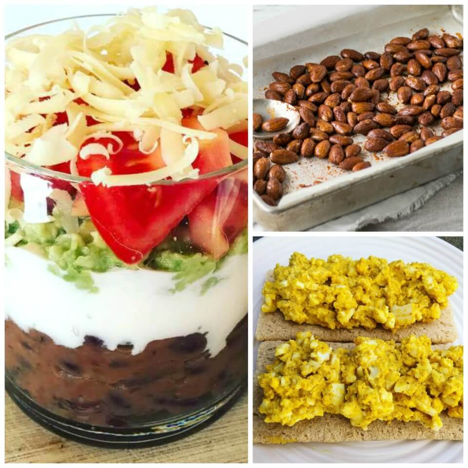 Protein-Snacks-Collage