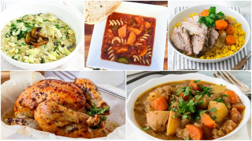 8 hearty and HEALTHY guilt-free winter meals