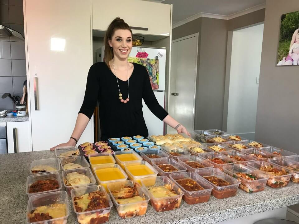 This is how you can meal prep 43 vegetarian meals and 38 snacks