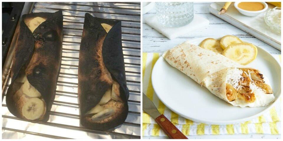 Banana-Collage
