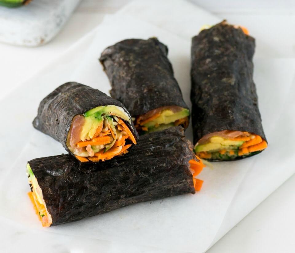 No-Rice-Sushi