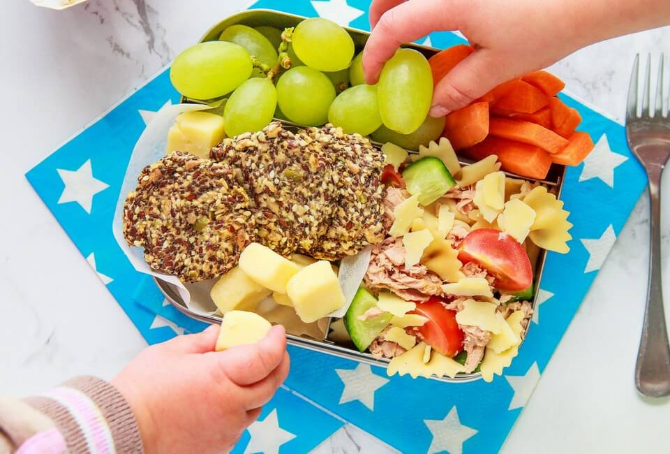 Back to school healthy lunch box guide