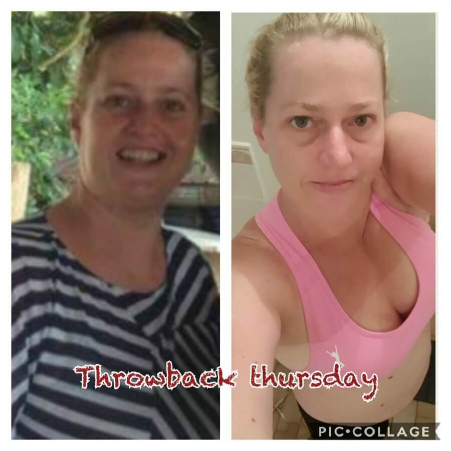 Healthy Mummy Kerry beats depression and self loathing to lose 3st.