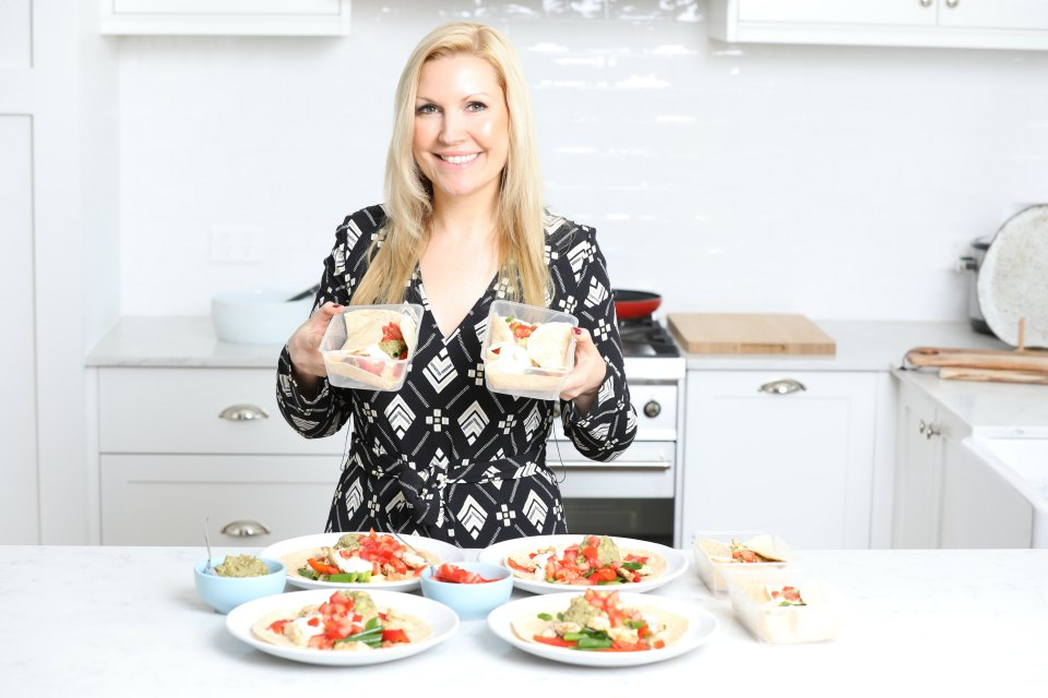 See how one mum makes 40 dinners for less than £1.50 per serve