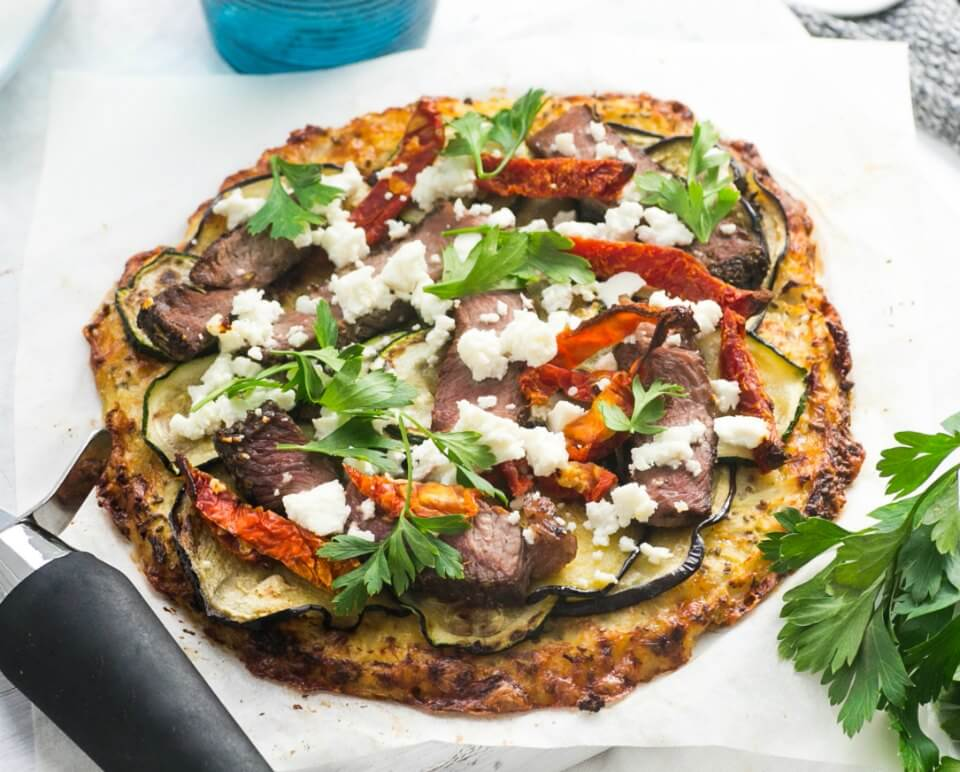 Eggplant-and-Lamb-Pizza best foods for weight loss
