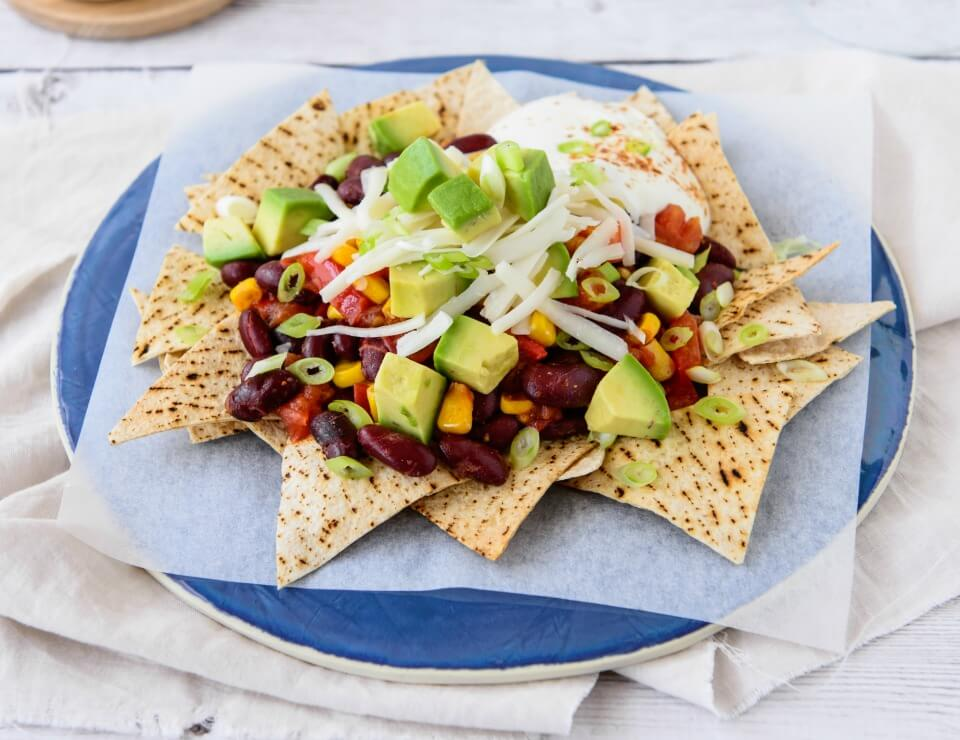 Healthy Nachos best foods for weight loss