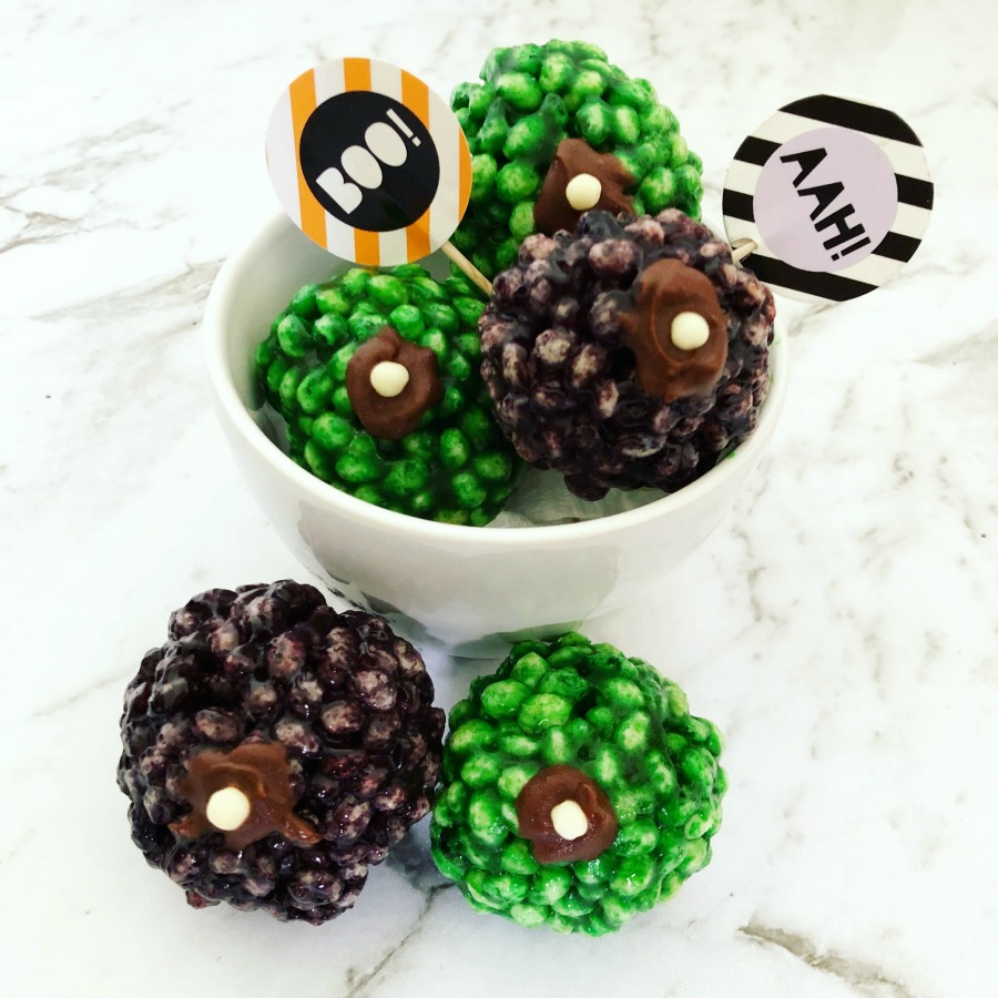 5 Healthy Halloween Treats