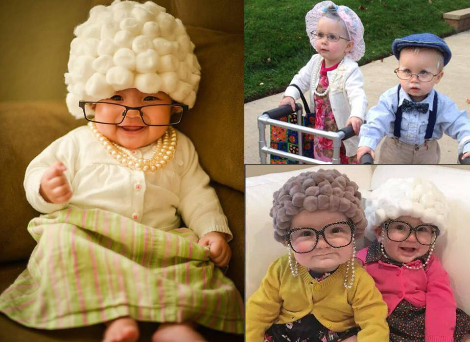 6 Adorable DIY Halloween Costumes
