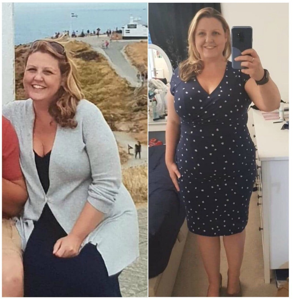 This mum has lost 15lbs AND kicked her crisps cravings for good!