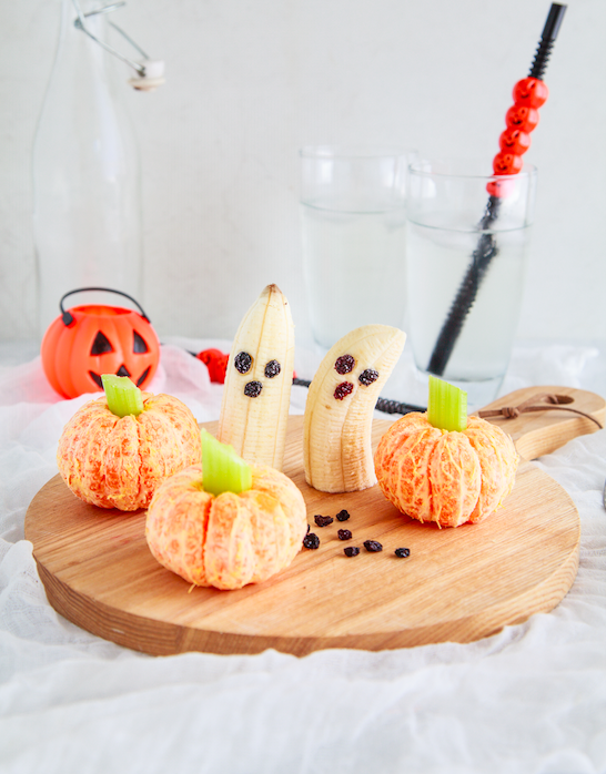 5 spook-tastic Halloween treats (that are actually healthy)