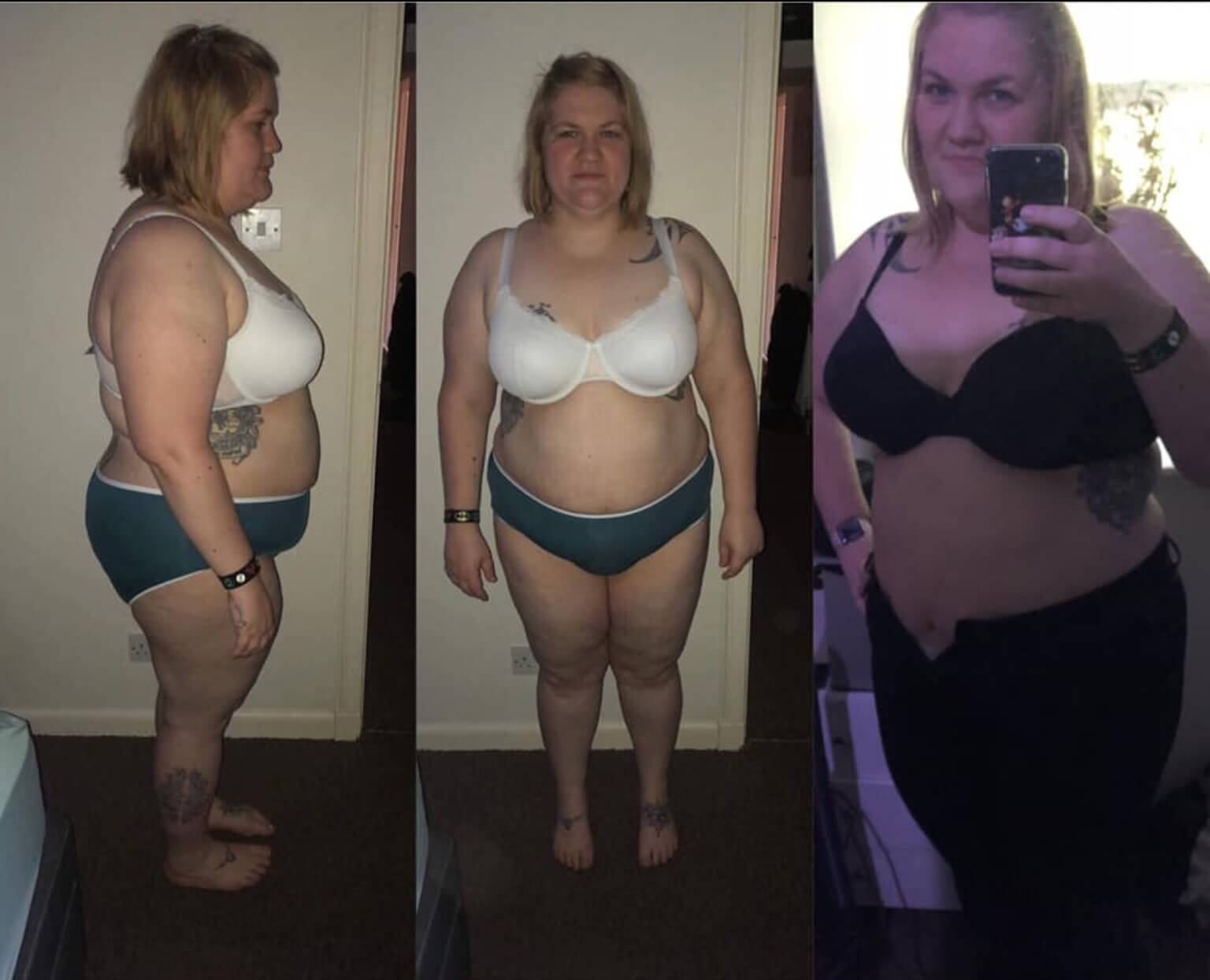 Check out how this mum lost 2 st. AND fit back into her skinny jeans