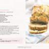 Courgette walnut loaf recipe