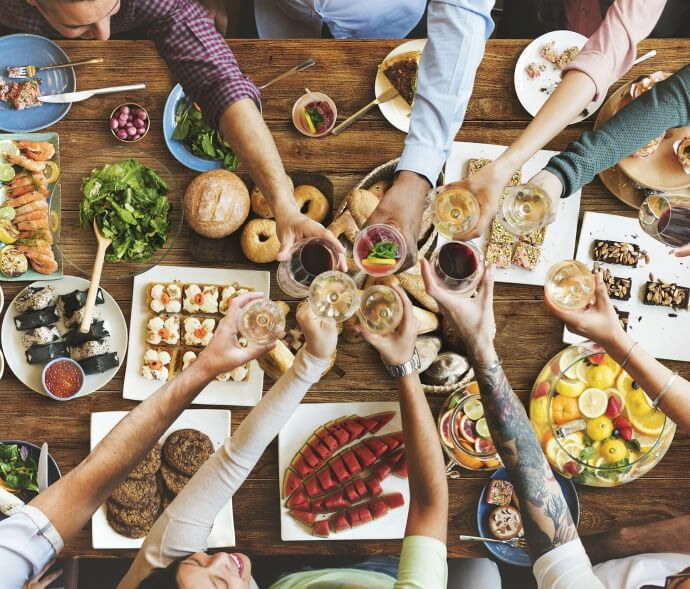 How to enjoy the festive season WITHOUT gaining weight