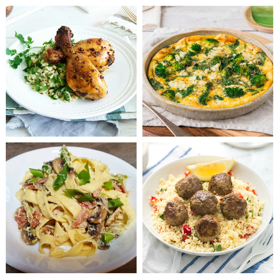 Mum makes 38 freezable meals in UNDER 3 hours
