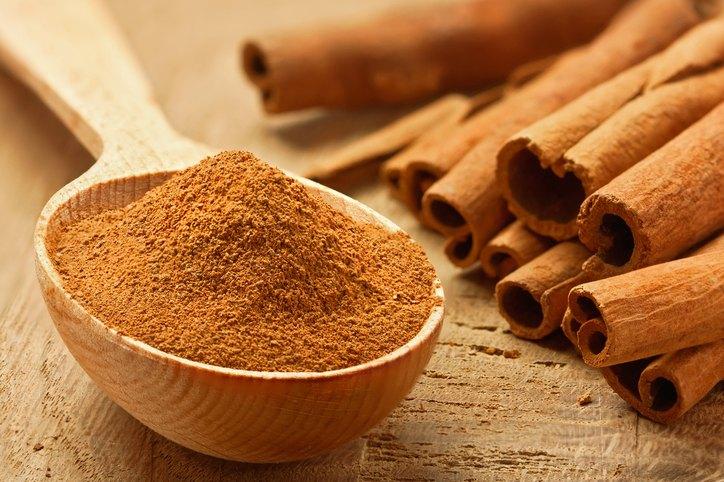 12 delicious recipes with cinnamon