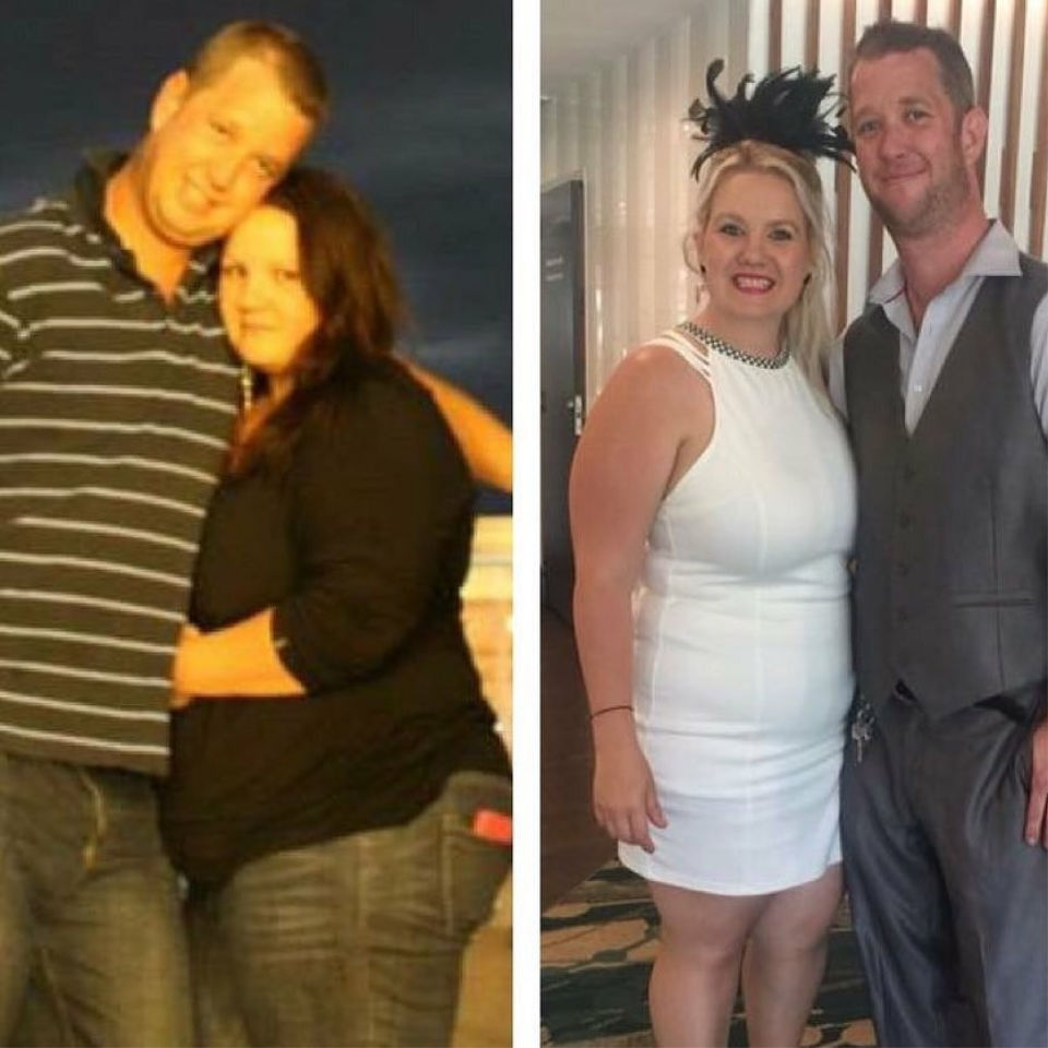 This mum embraced change and became a better version of herself