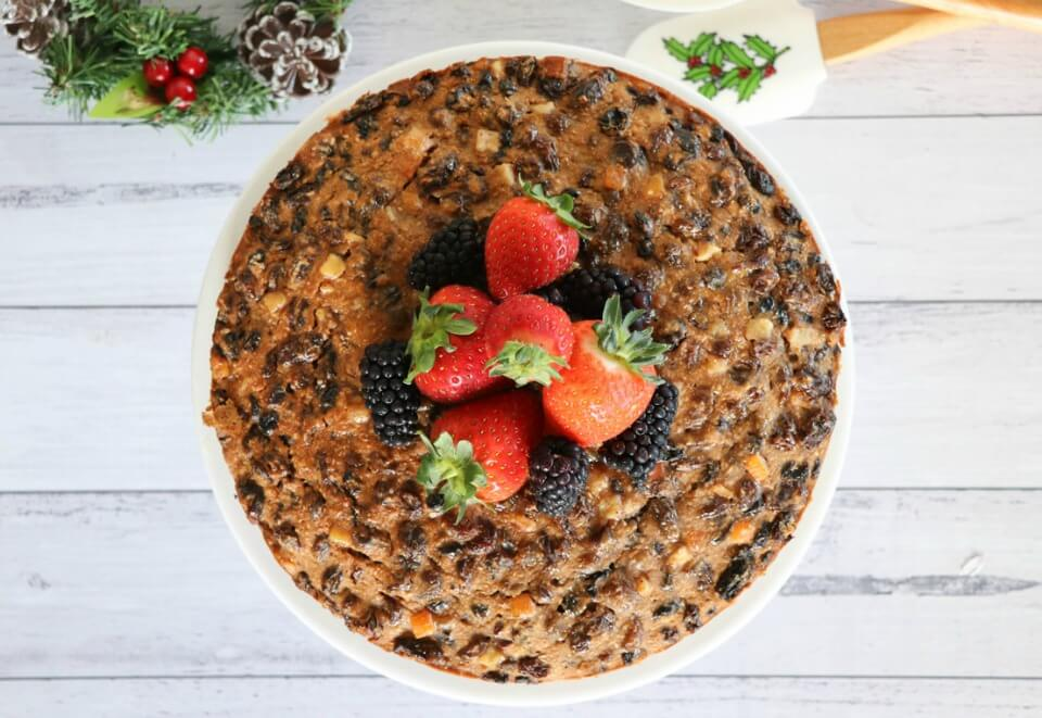 Healthy-christmas-fruit-cake