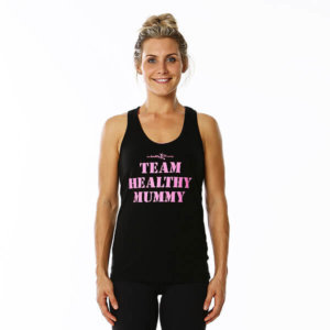 the healthy mummy singlet