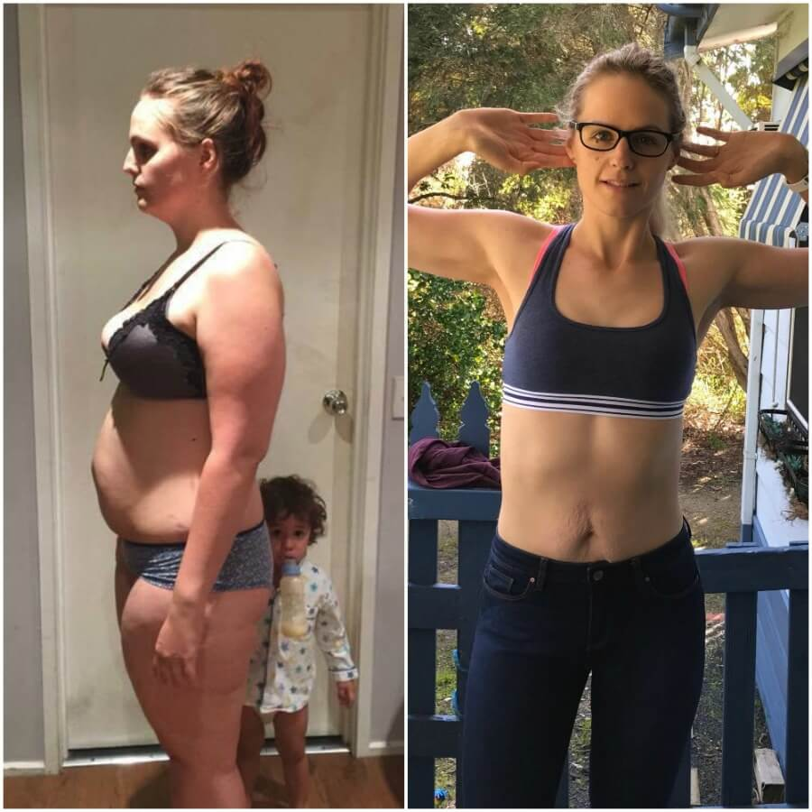 How this mum lost OVER 6st. and is blasting belly fat