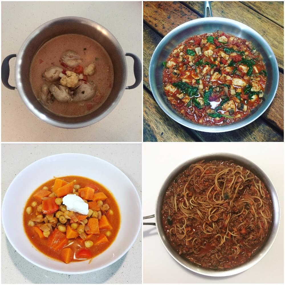 Mum makes 22 meals using ONE pot