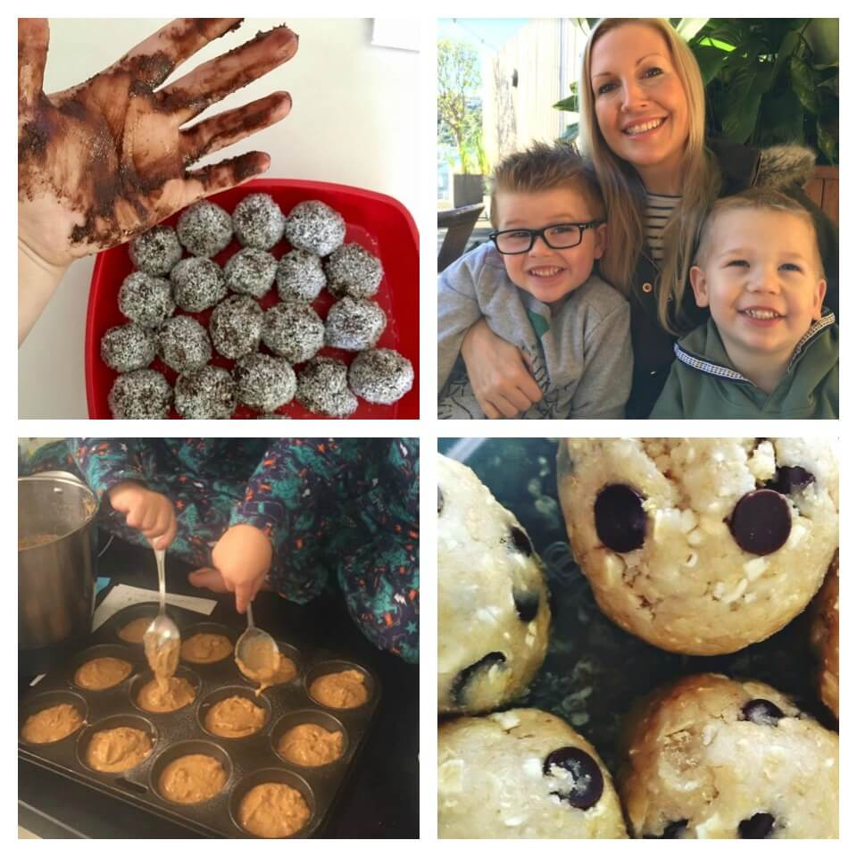 Rhian-and-kids-cooking