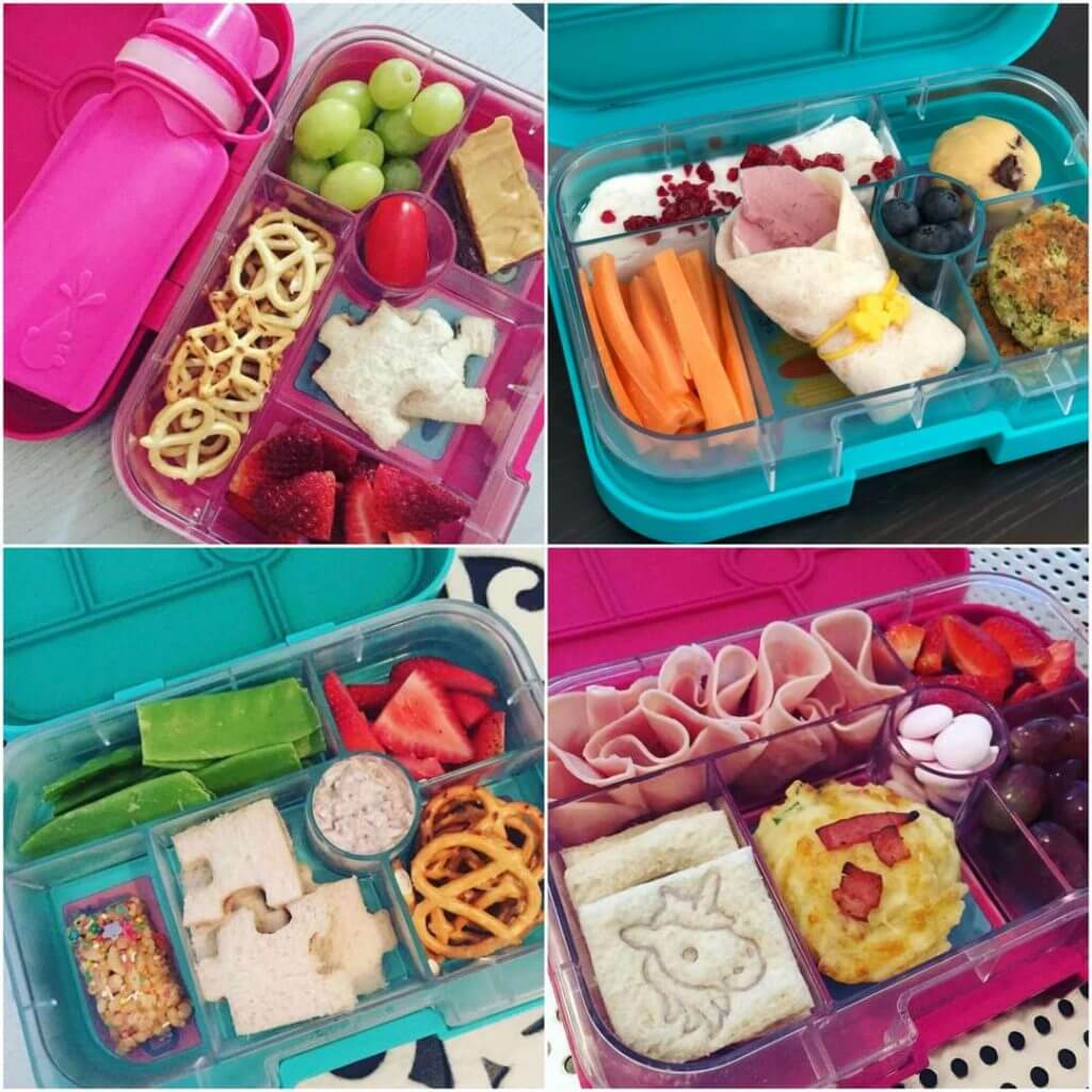 Mum's must have guide to prepping healthy lunch boxes for work and school