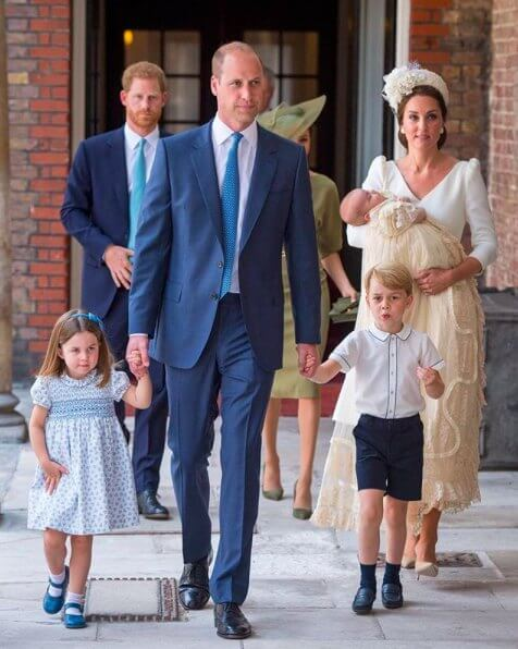 The 'no-nonsense' approach nanny Maria Borallo reportedly sets for the the royal children
