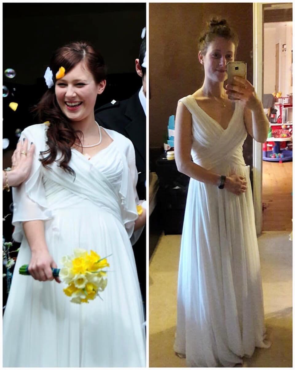 wedding dress Hellevi