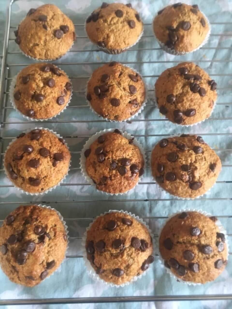 Katie's muffins