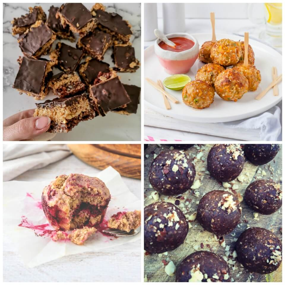 Our-top-7-all-time-favourite-Healthy-Mummy-snacks-Collage