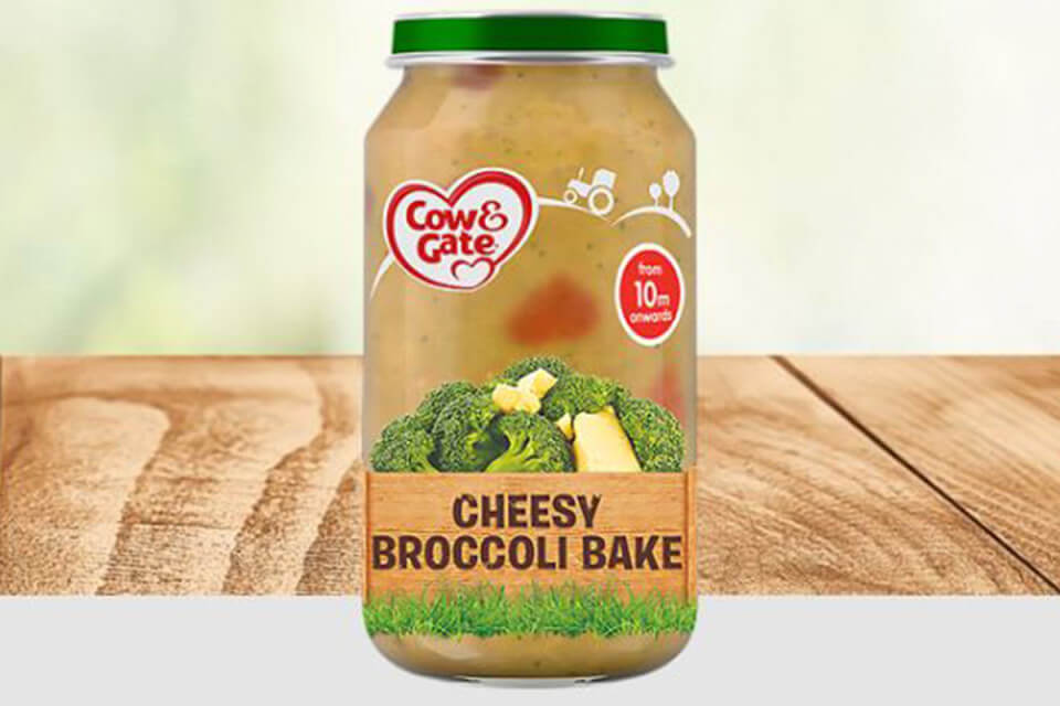 Cow & Gate recall baby food sold at Tesco, Asda and Boots