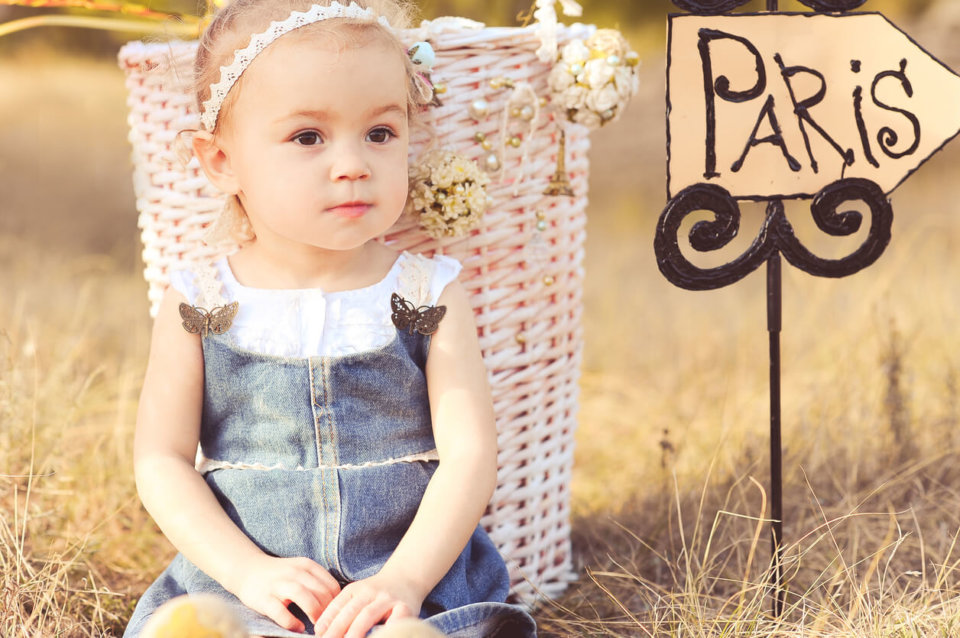 J'ADORE! 60 Beautiful French Baby Names We Love