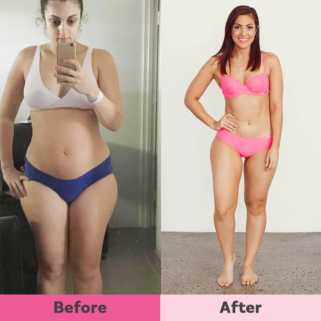Samara Weight Loss with Healthy Mummy