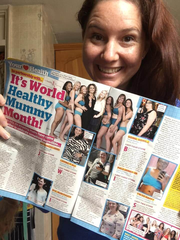 Nikki-Lea-Eckley-The-Healthy-Mummy-article-Thats-Life-Magazine