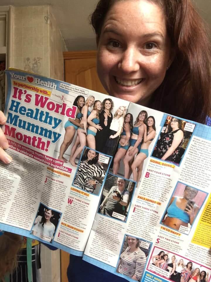Nikki-Lea-Eckley-The-Healthy-Mummy-article-Thats-Life-Magazine