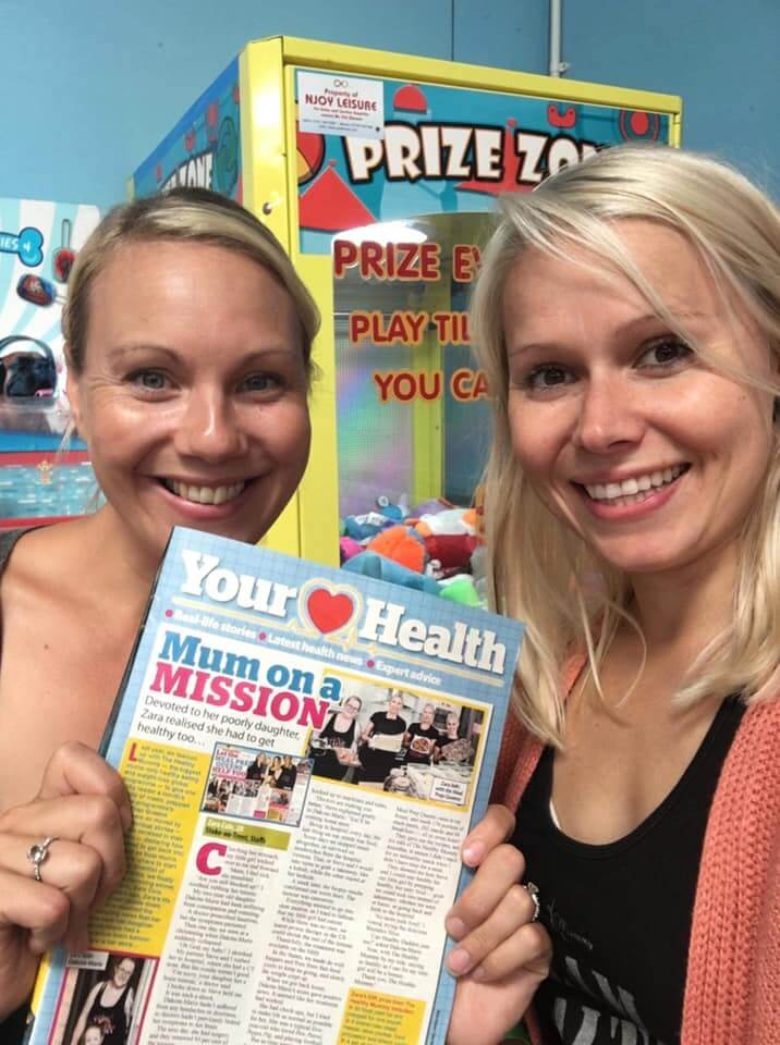 Siobhan-Docherty-Thats-Life-magazine-Healthy-Mummy-article