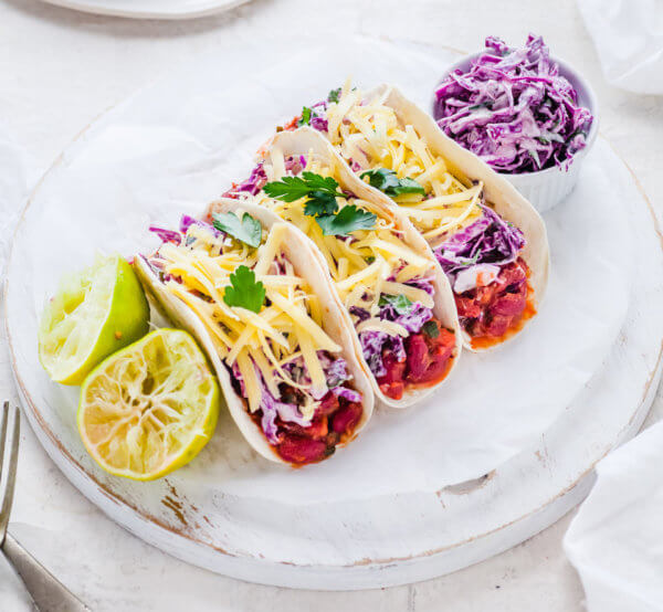 Mexican-Bean-Coleslaw-Soft-Tacos