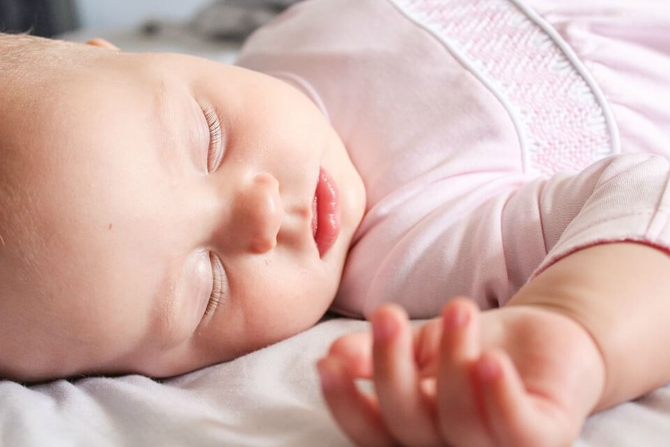 Scientists find out why some babies are better sleepers than others