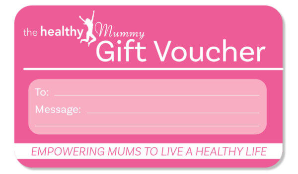 The Healthy Mummy Gift Card