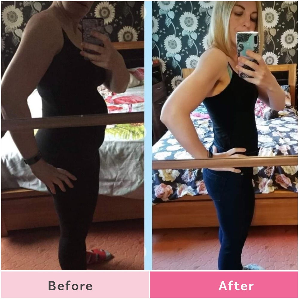 Mum lost her baby weight TWICE by following The Healthy Mummy